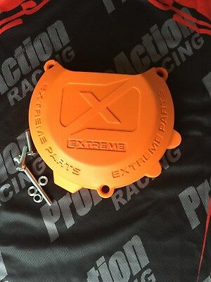 CLUTCH COVER  PROTECTOR FITS 2 STROKE KTM 250/300 exc 2017-2019