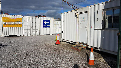 Self Storage containers: domestic & commerical use. Clean and Dry. From £90/mth