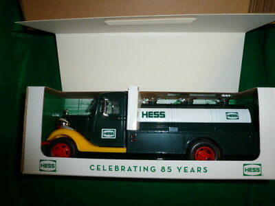 2018 Hess 85th Anniversary Collector's Edition  SOLD OUT !!!    New In Box