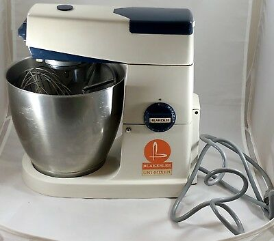 Blakeslee A717 Stand Mixer W/ 7 Qt Bowl And 3 Attachments Heavy Duty Commercial