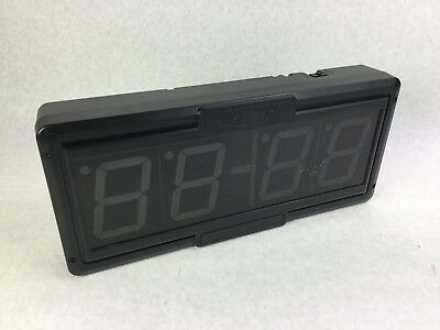 Primex Wireless Inc  SNS Led Clock   Screen Has Scratches