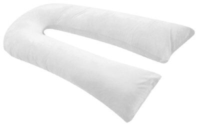 U Pillow - Extra Filled Maternity Pregnancy Comfort Body Back Support 9ft/12ft