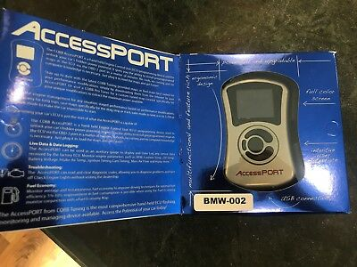 Cobb Tuning BMW N55 Accessport Tuner AP-BMW-002