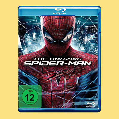 ••••• The Amazing Spider-Man (Andrew Garfield) (2 Blu-rays) ☻