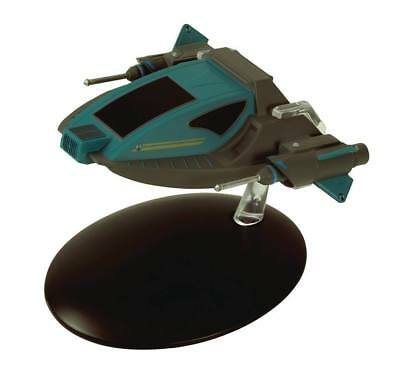 Eaglemoss Star Trek Alien Shuttlecraft - Alice with Magazine, #EMST0125
