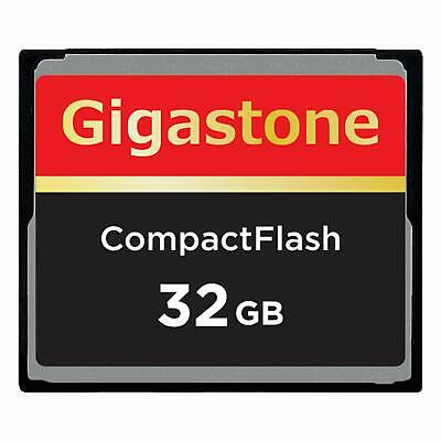 Compact Flash 32GB CF Memory Card for Nikon D300 D700 D70 D810