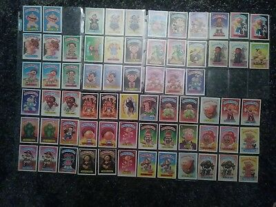 lot of 68 Vtg 1985 Topps Garbage Pail Kids 2nd Series  Nice Condition NO RESERVE