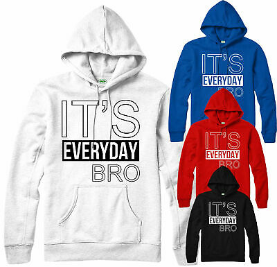 It's Everyday Bro Jake Paul Hoodie, Youtuber Vlogger Song Lovers Kids Top