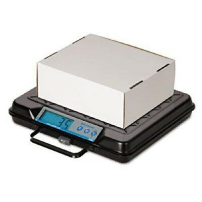 Salter Brecknell GP100 Portable Electronic Utility Bench Scale, 100lb Capacity,