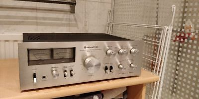 Kenwood KA-6100 Stereo Integrated Amplifier (1977-79)