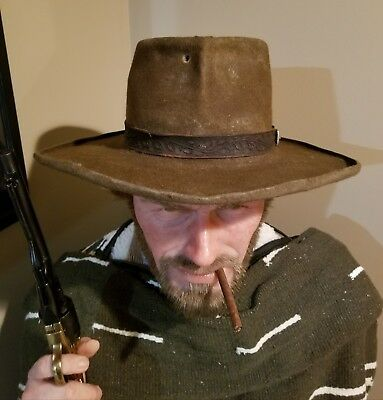 Clint Eastwood Custom Made Hat The Good The Bad And The Ugly Movie Prop