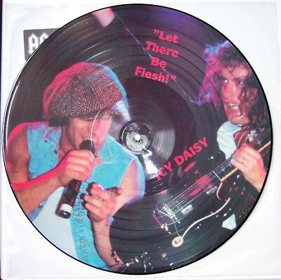 ACDC - Let there be Flesh - Picture disc LP von ICY DAISY