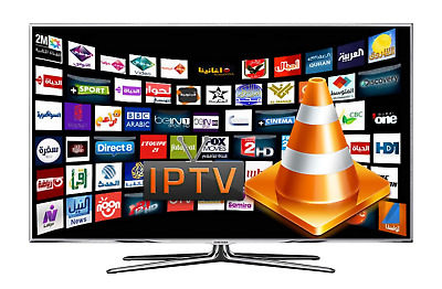 SMART IPTV 12 MOIS ABONNEMENT 6000+ CH🔥FULL HD 🎥Movies ⚽️Sports 📺TV Shows❌❌❌