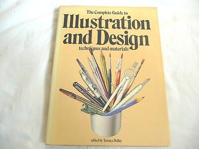 illustration and design book 1st edition Terence Dalley Graphic Design 1980