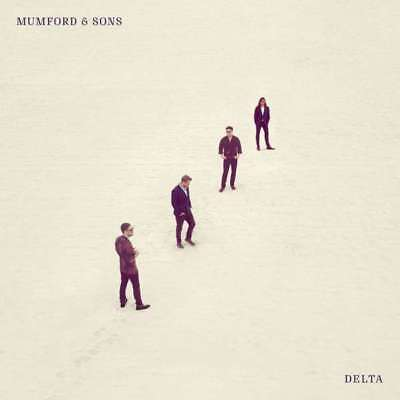 MUMFORD & SONS Delta neues Album 2018 CD + 3 Bonustiteln Deluxe Edition NEU