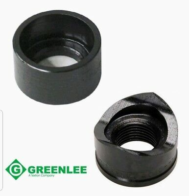 Greenlee 3/4 5006972/124Av/5004008 Knockout Punch/die, Brand New, Fast Shipping!