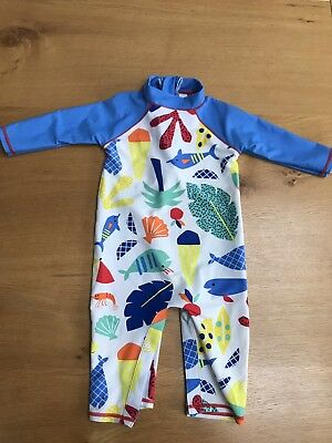 baby boy swimsuit 3-6 months Marks And Spencer