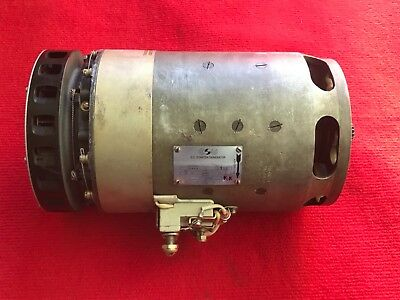 Lycoming T53-L13 Bell UH1 engine starter generator P/N:30-E20-93-B