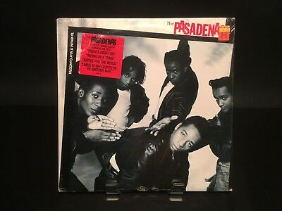 "SEALED/ The Pasadenas ""To Whom It May Concern"" R&B 1989 Columbia FC 45065"