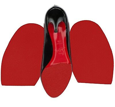 48567f234589 PROTECT OUR SOLE Red Rubber Sole Repair for Christian Louboutin Heels