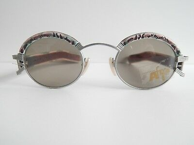 """""""silhouette M9903 Africa Tribal Design """"vintage Sunglasses*never Used*old Stock"""