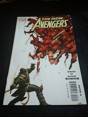 Marvel The New Avengers #27 1st Appearance of Hawkeye as Ronin
