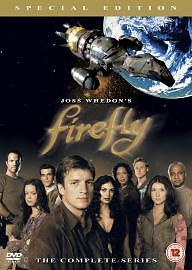 Firefly - The Complete Series (DVD, 2004, 4-Disc Set, Box Set)