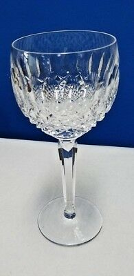 """WATERFORD crystal COLLEEN  Hock WINE Goblet or Glass 7-1/2"""""""