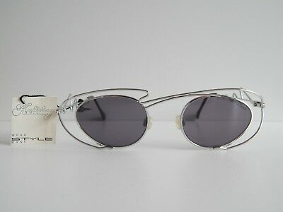 """""""neostyle Holiday""""very Special Vintage Sunglasses*never Used*old Stock*trendy*"""