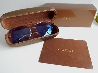 """""""gucci"""" Vintage Aviator  Sunglasses*never Used*old Stock*trendy*"""