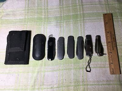 Lot Of Six Folding Pocket Knives