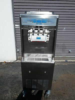Taylor 336 Soft Serve Frozen Yogurt Ice Cream Machine Warranty 1Ph Air