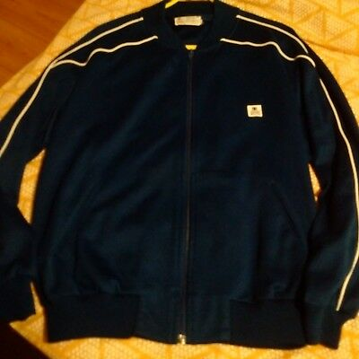 Cerruti 1881 Tennis Track Top from 1980s Made in Italy 80s Casuals Fila BJ