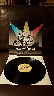 LP MOTÖRHEAD - Beware the Dog - Taurus / Topzustand