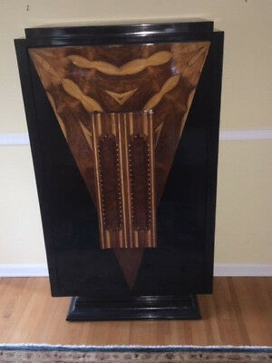 Art Deco Style Cocktail Cabinet