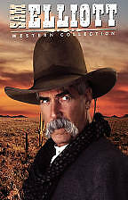 Sam Elliott Western Collection (Rough Riders / You Know My Name / The Desperate