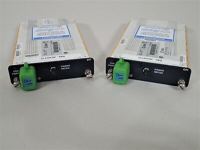 JDSU 8136OFI-1 OFI Multifunction Fiber Optic Loss Test Module   1310/1550/1625nm