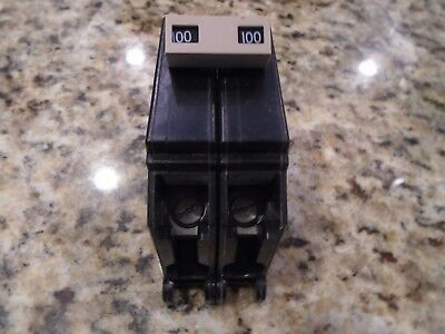 Cutler Hammer Ch2100  100 Amp Double Pole 120/240V Circuit Breaker New!
