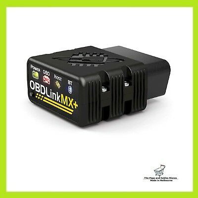 Scantool OBDLink MX+ Professional OBD2 Scanner for iPhone,iPad,Android & Windows