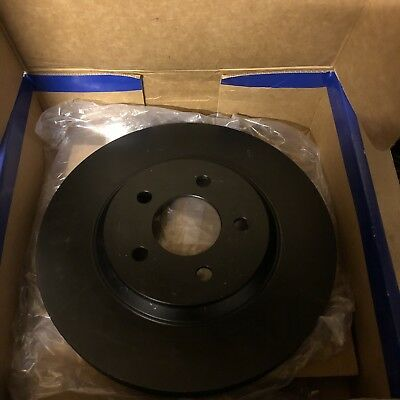 EBC Front Brake Discs 316mm for Ford Mustang (5th Gen) D7255