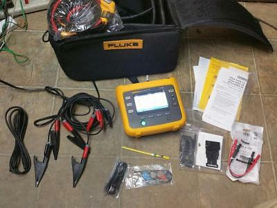 "Fluke 1738  3-Phase Power Logger  ""USED"""