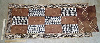 KUBA TRIBE TEXTILE - possible Tribal - no history - As Is