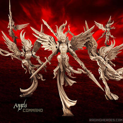 Raging Heroes Daughters of the Orphanage Angels - Pick Your Model