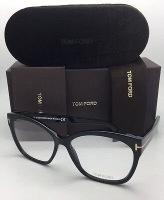 Poliamp; Noir 001 Or Ford 15 Tom 57 5435 Neuf Lunettes Tf 140 Cadres nkPN08wOXZ