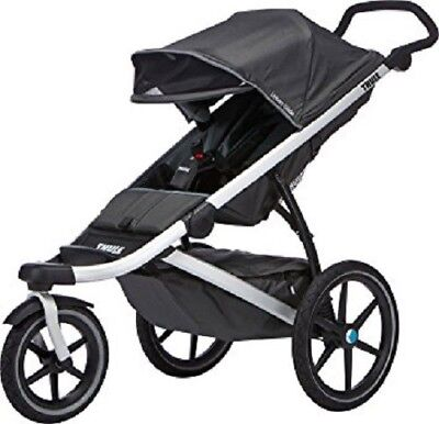 Thule 10101924 Urban Glide 2.0 Jogging/Stroller(Dark Shadow)Delivery on the 15th
