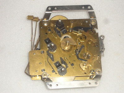 LOT #25 Vintage W. Haid 70 WESTMINSTER  340-020 Clock Movement -PARTS/REPAIR