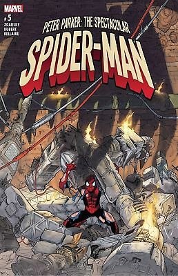 Peter Parker: The Spectacular Spider-Man #5  Marvel Comics Cover A 1st print