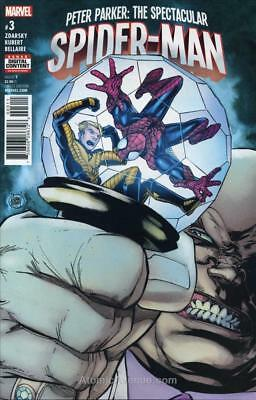 Peter Parker: The Spectacular Spider-Man #3 Marvel Comics Cover A 1st print