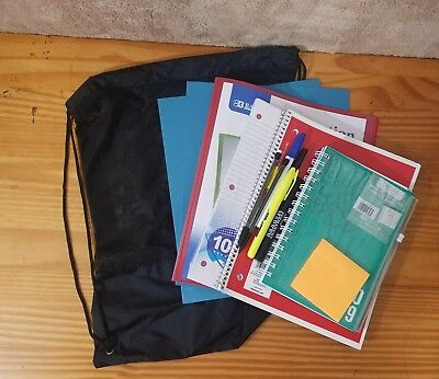 NEW! COLLEGE / Office / School Supplies Lot / Bundle 11 Items Free Shipping