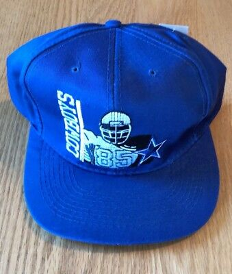 VINTAGE DALLAS COWBOYS American Needle Deadstock Snapback Hat ... 818eeb99a
